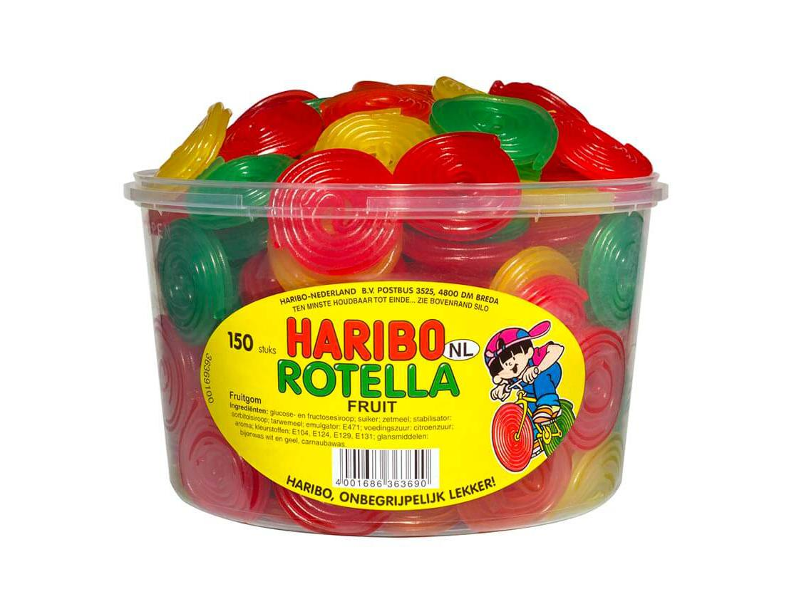 Haribo Rotella Fruit