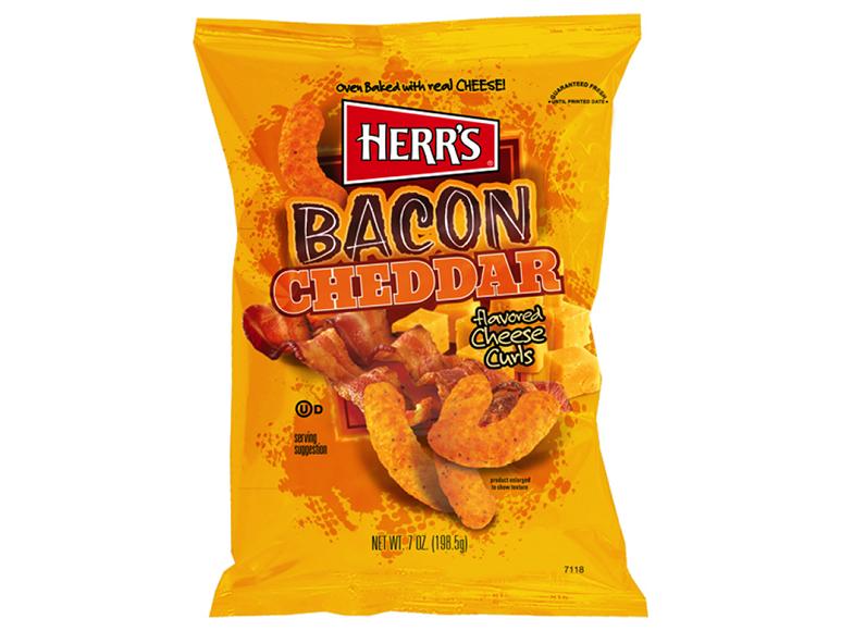 Herr's Bacon Cheddar