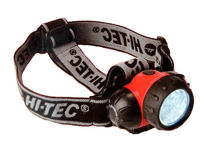 Hi-Tech Led Hoofdlamp