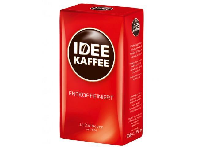 Idee Kaffee Cafeïnevrij Filterkoffie