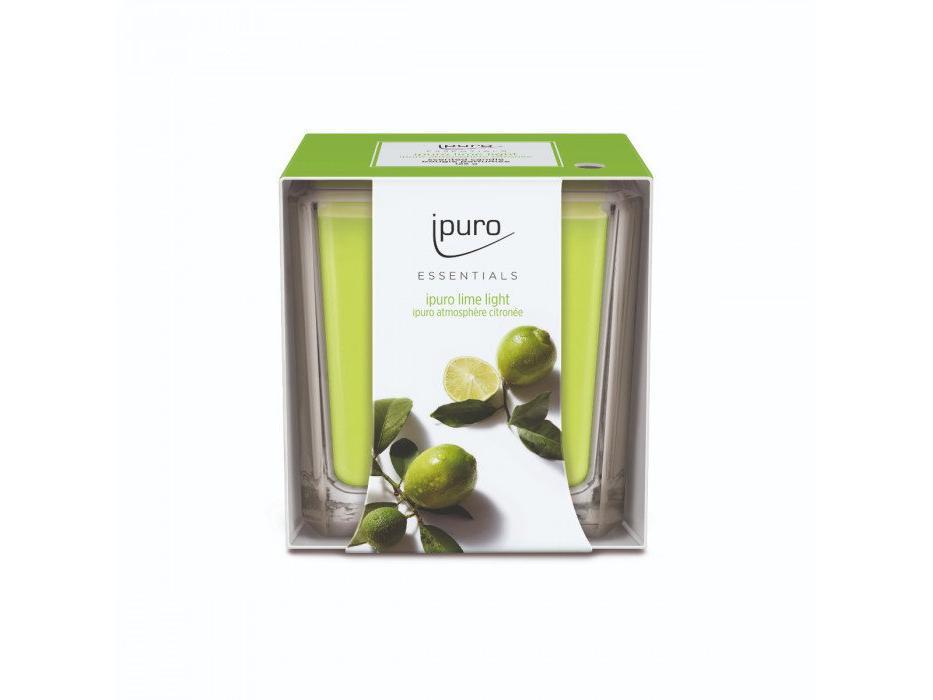 Ipuro Lime Light Geurkaars
