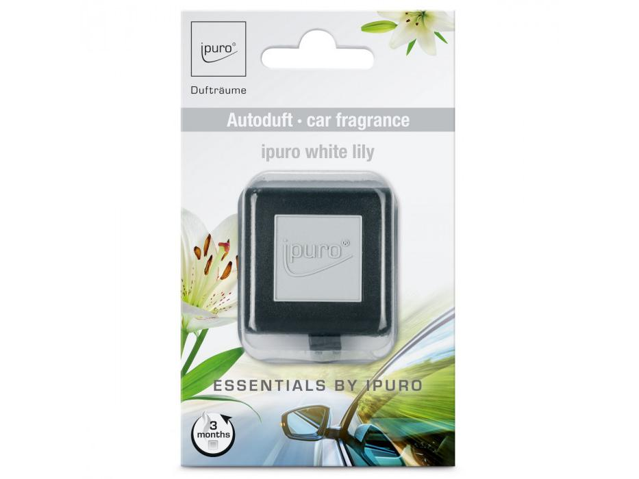 Ipuro Car Line White Lily