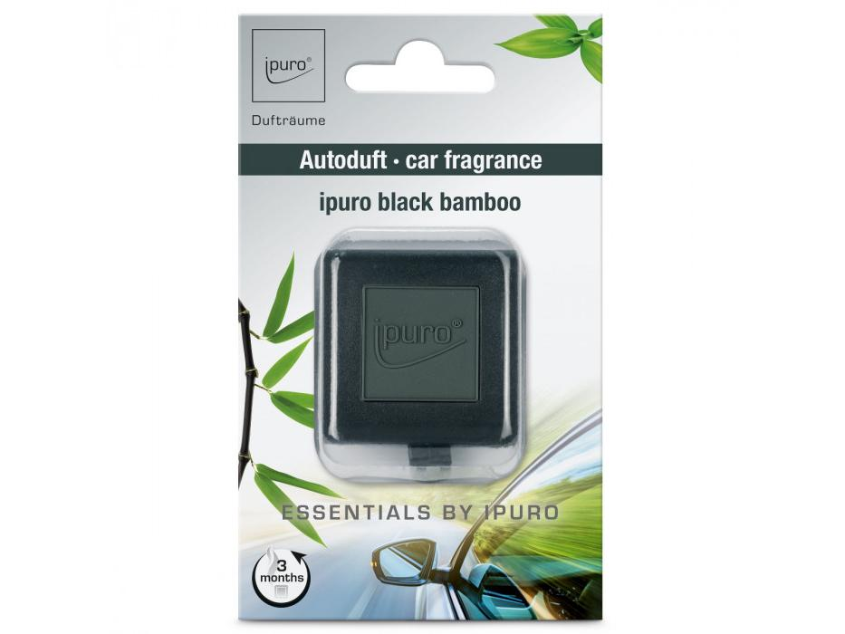Ipuro Car Line Black Bamboo