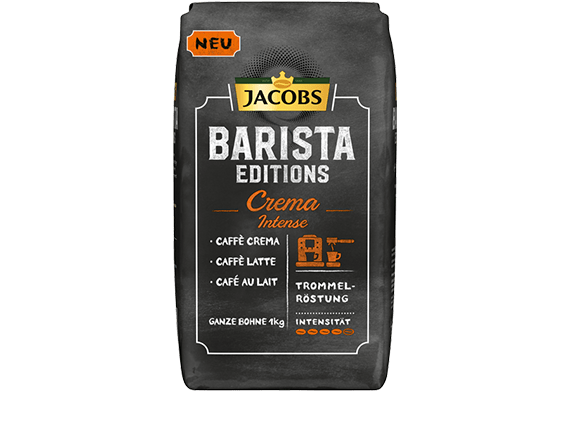 Jacobs Barista Editions Crema Intense
