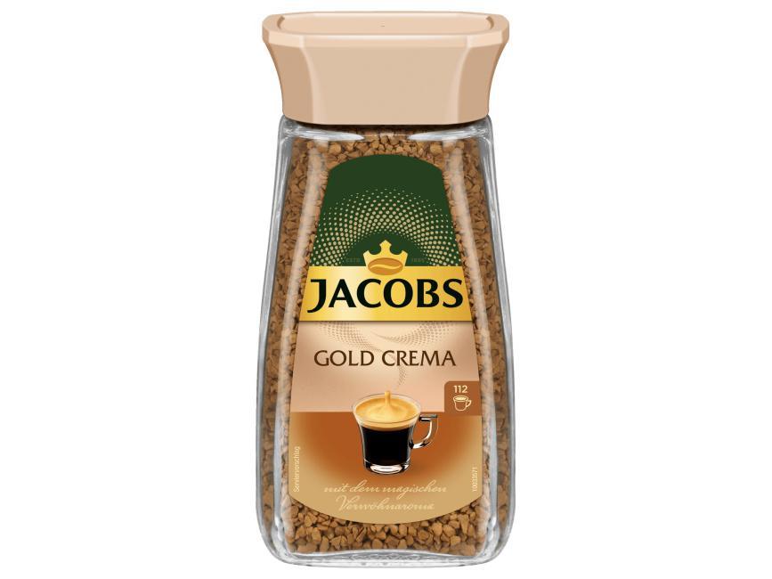 Jacobs Gold CremaOploskoffie