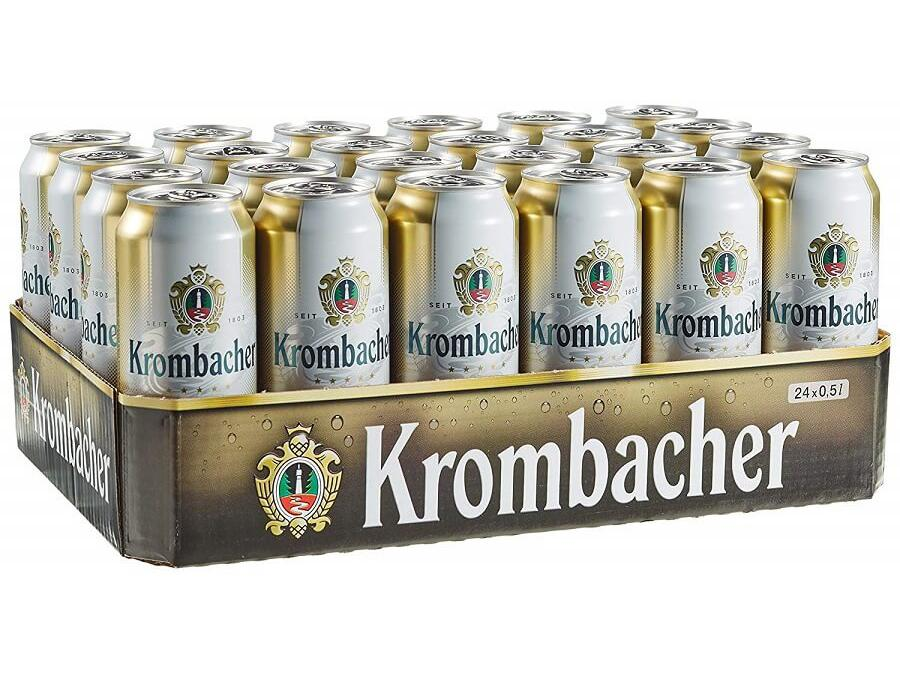 Krombacher Tray 500ml
