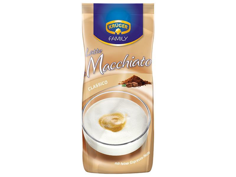 Krüger Latte Macchiato Classico