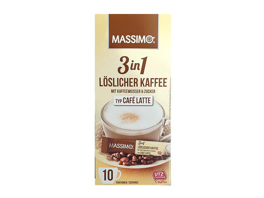 Massimo 3 in 1 Café Latte