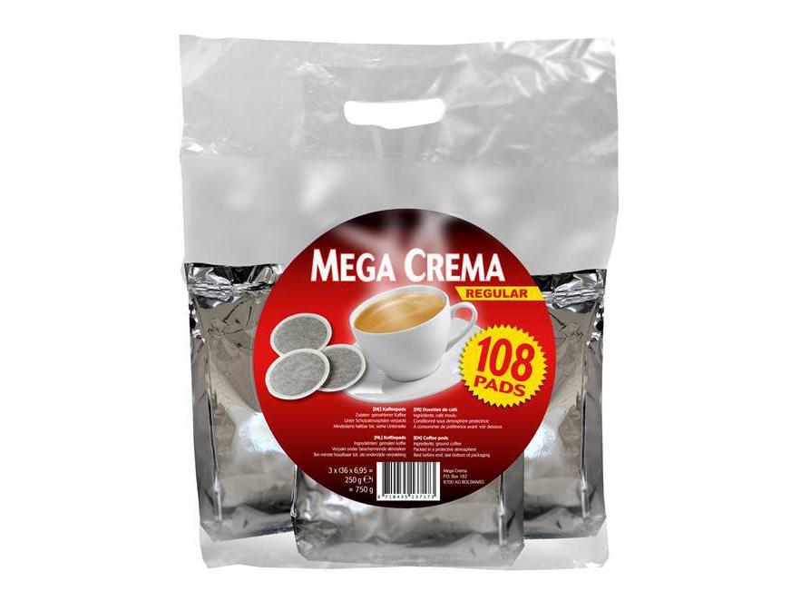 Mega Crema Regular