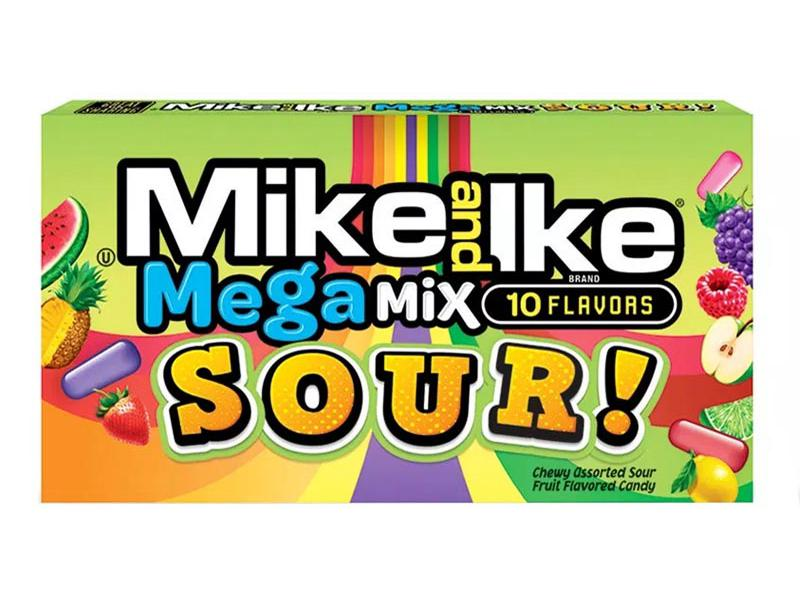 Mike and Ike Megamix Sour