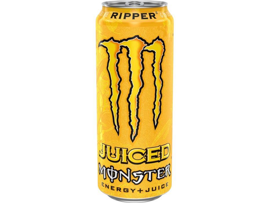 Monster Energy Juiced - Ripper