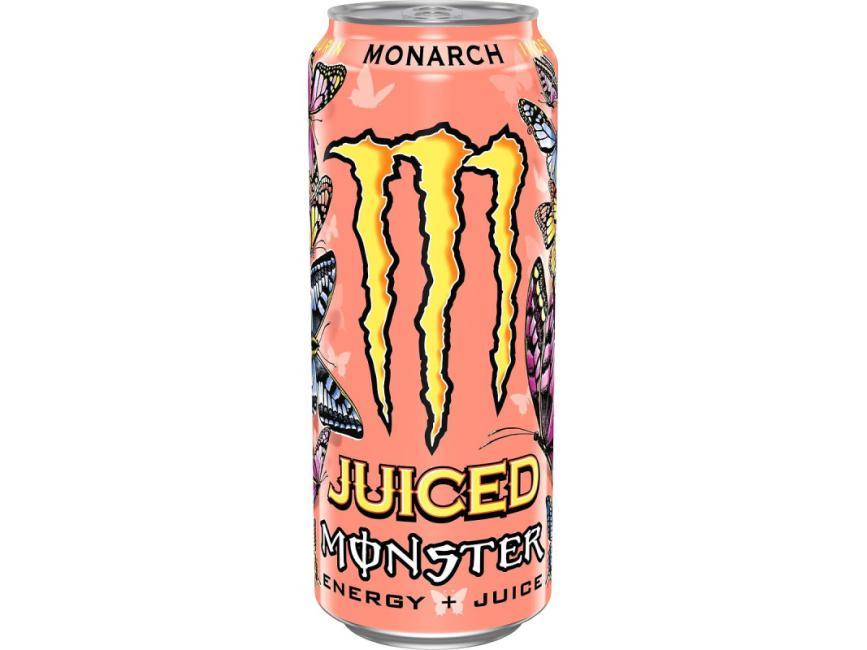 Monster Energy Monarch