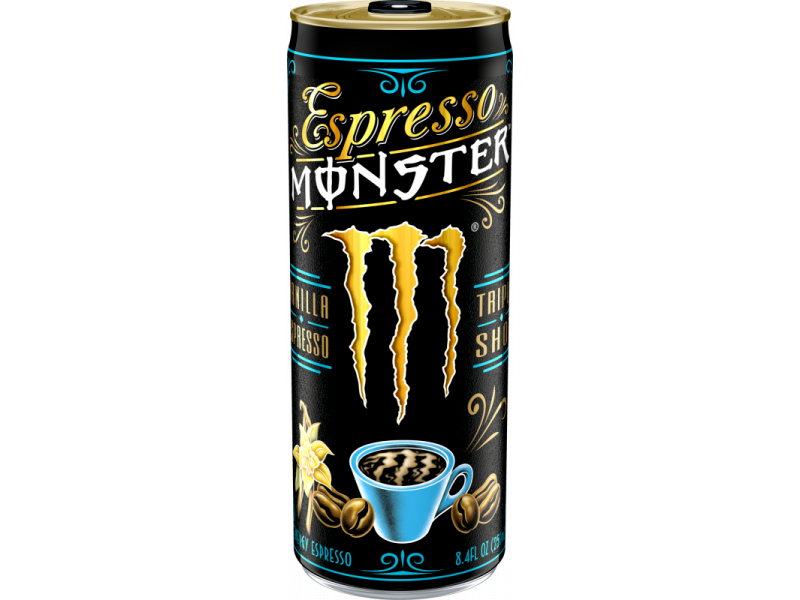 Monster Espresso Vanilla Drink