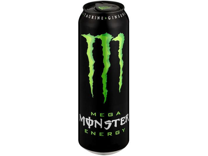 Monster Mega Energy