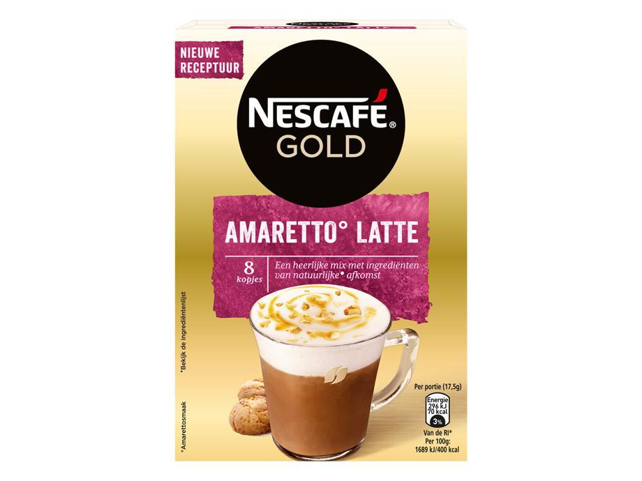 Nescafé Amaretto Latte