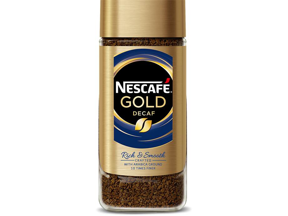 Nescafé Gold Decaf
