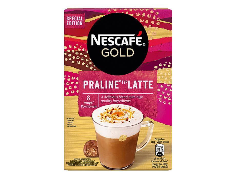 Nescafé Praline Latte