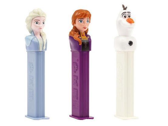 PEZ Dispenser Frozen