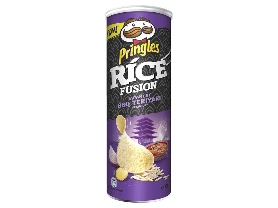 Pringles Rice Japanese BBQ Teriyaki