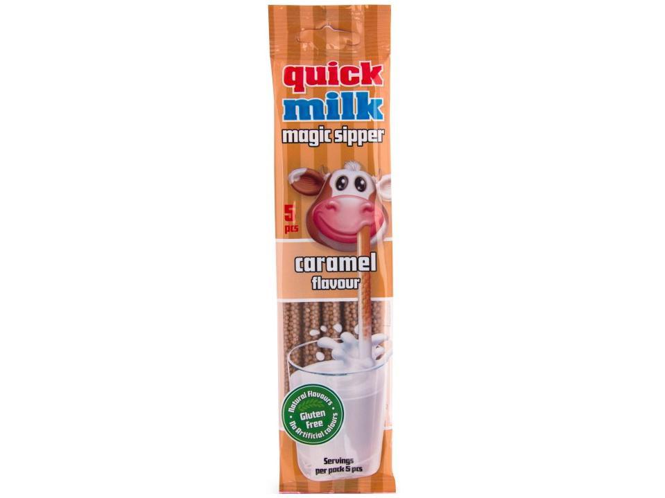 Quick Milk Magic Sipper Caramel