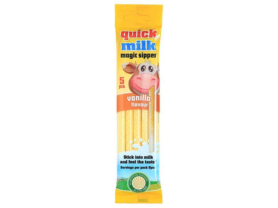 Quick Milk Magic Sipper Vanille