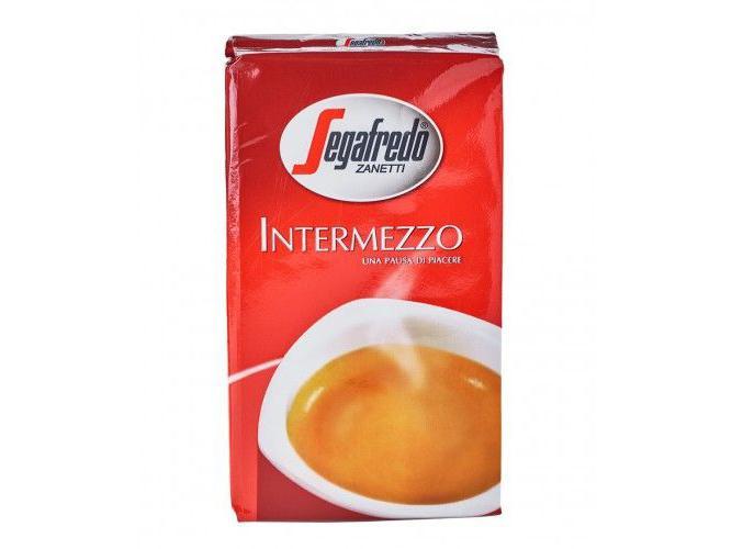 Segafredo Intermezzo Filterkoffie