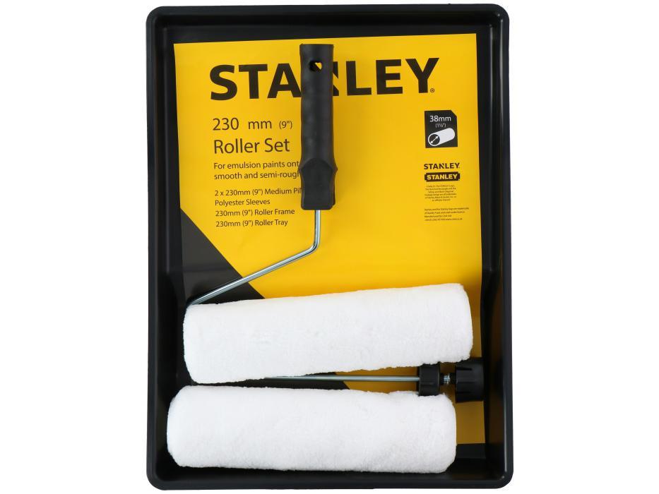 Stanley Verfrollerset 230mm