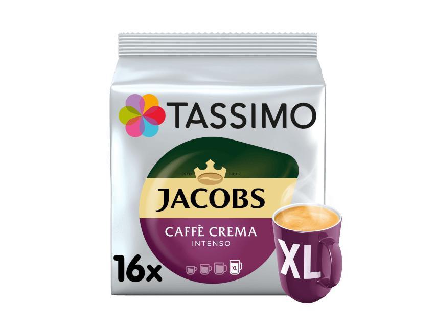 Tassimo Caffé Crema Intenso XL
