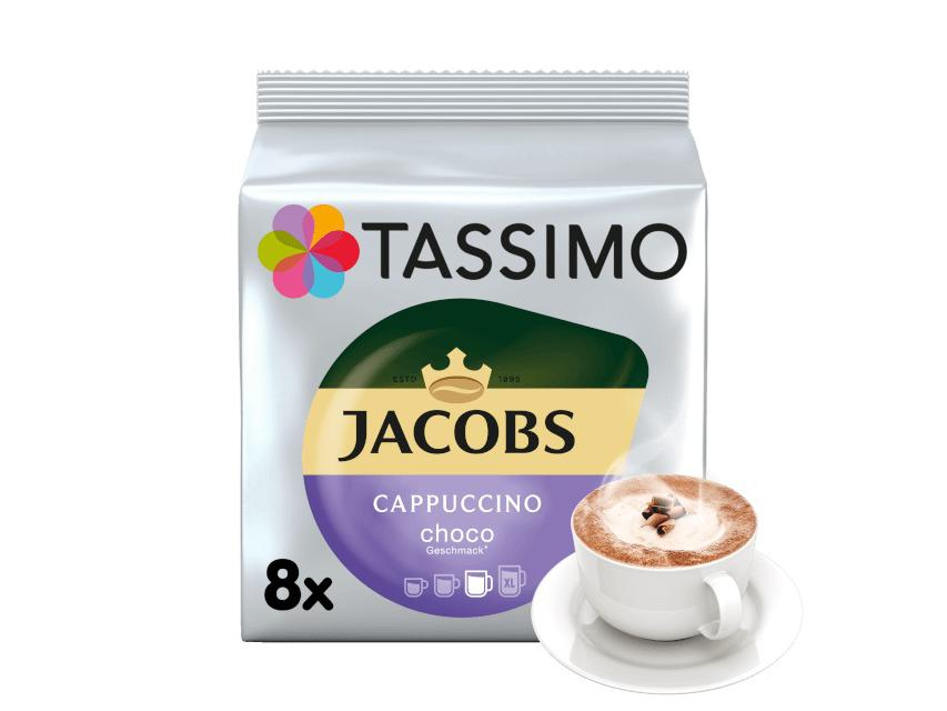 Tassimo Cappuccino Choco