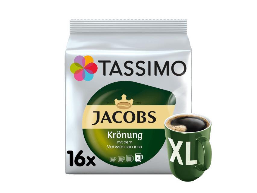 Tassimo Jacobs Krönung XL