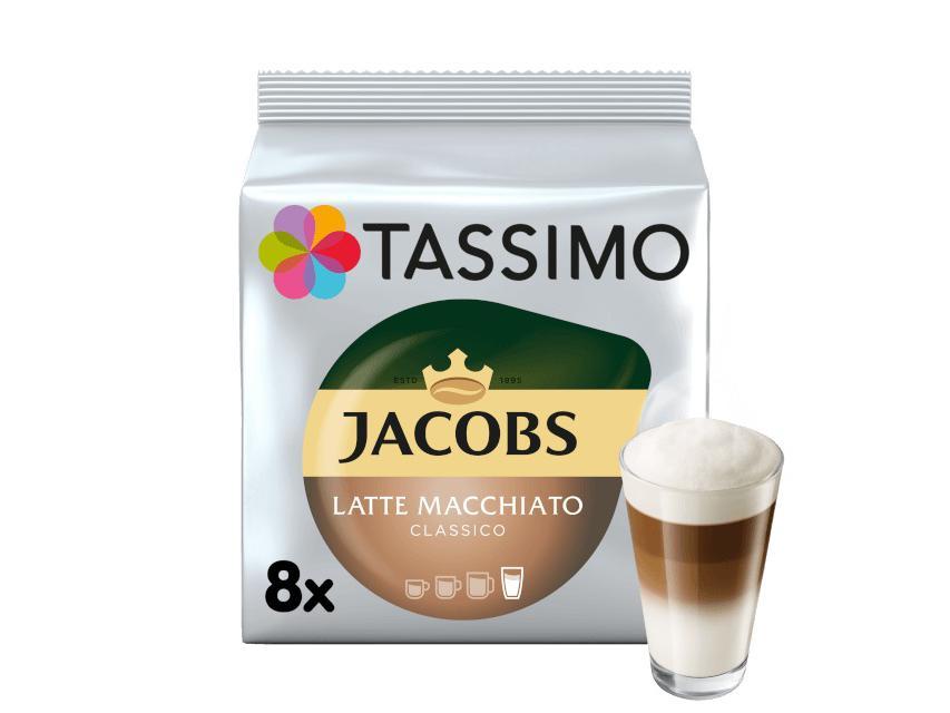 Tassimo Latte Macchiato Classico