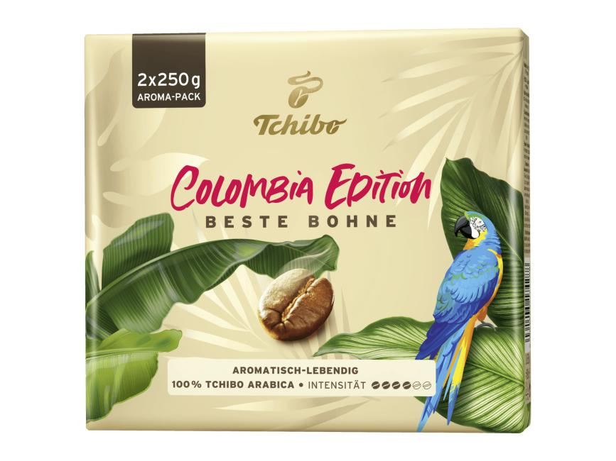 Tchibo Beste Bohne Filterkoffie