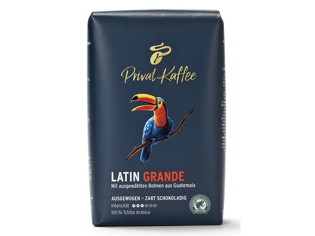 Tchibo Privat Kaffee Latin Grande Koffiebonen