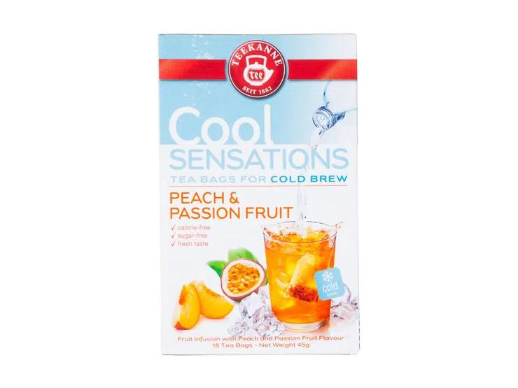 Teekanne Cool Sensations Peach & Passion Fruit