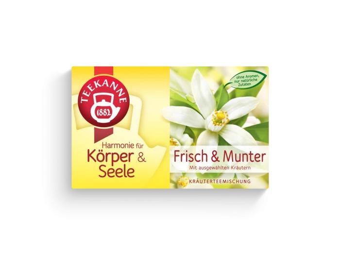 Teekanne Frisch & Munter