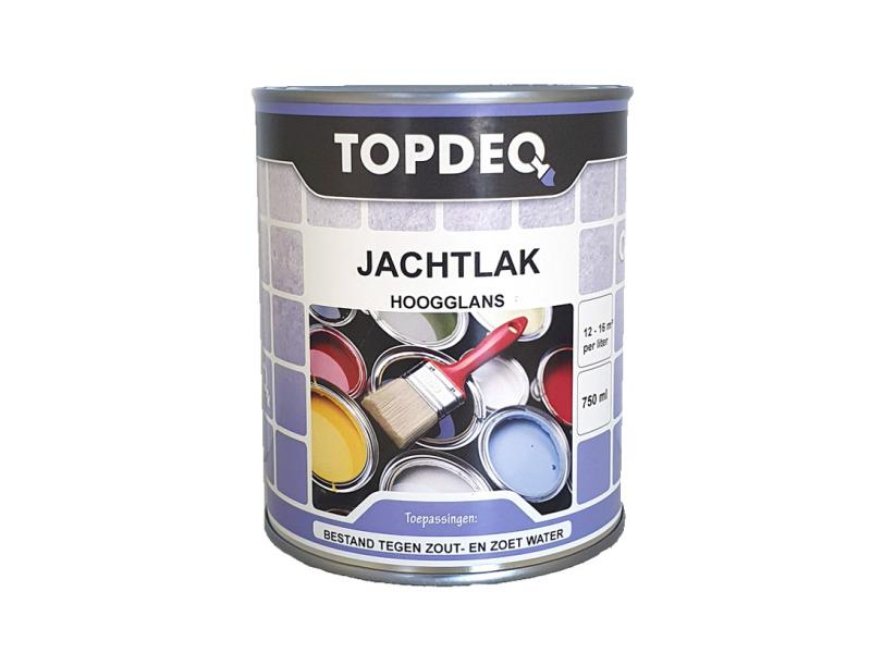 Topdeq Jachtlak Hoogglans