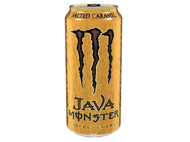 Monster Java Salted Caramel