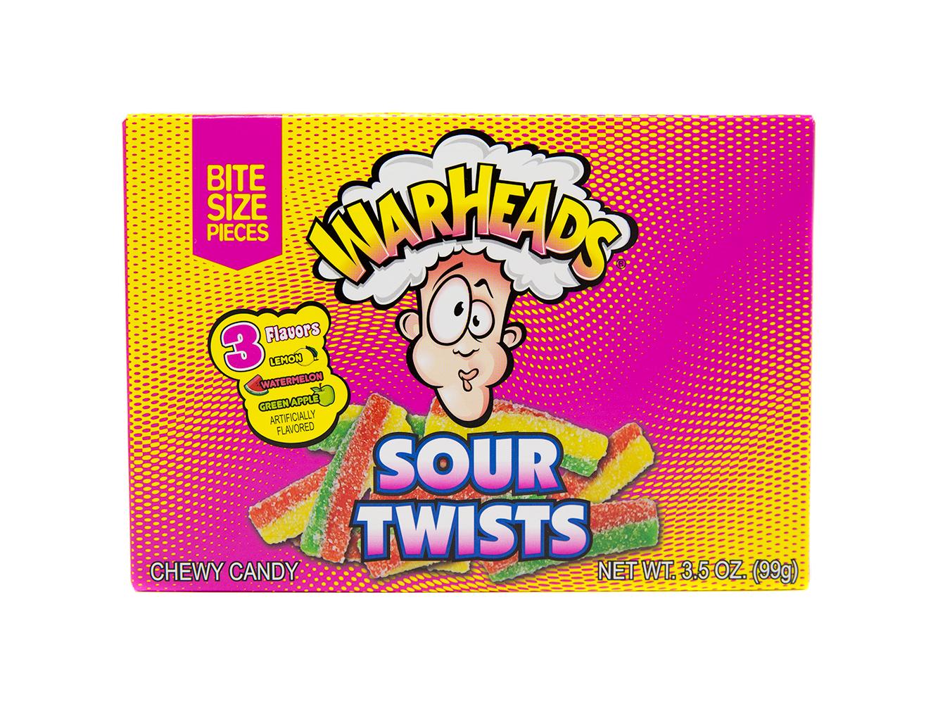 Warheads Sour Twist