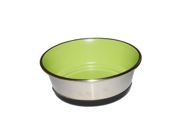 Bubimex Edelstalen voederbak 0,40L