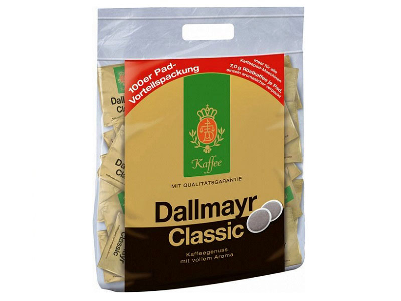 Dallmayr Classic Koffiepads