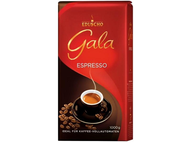Eduscho Gala Espresso Koffiebonen