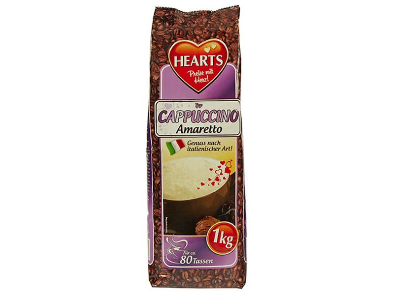 Hearts Cappuccino Amaretto