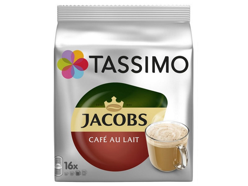 Jacobs Tassimo Cafe au Lait