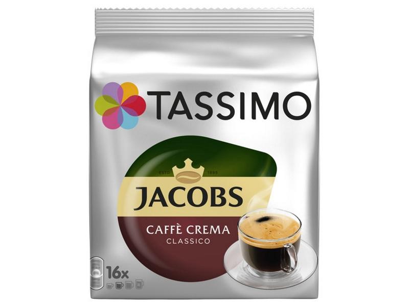 Jacobs Tassimo Caffé Crema Classico