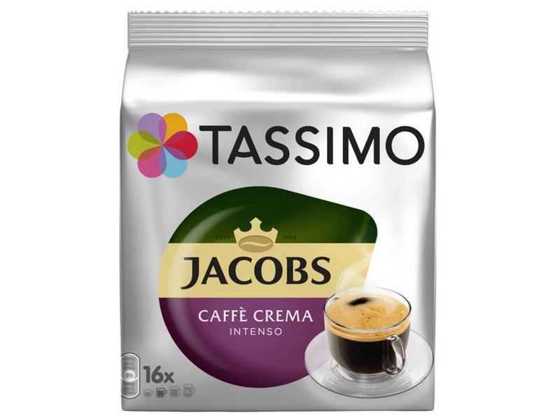 Jacobs Tassimo Caffé Crema Intenso