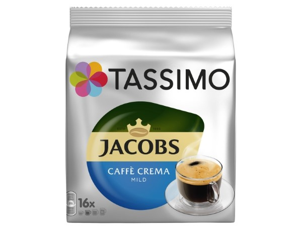Jacobs Tassimo Caffe Crema Mild