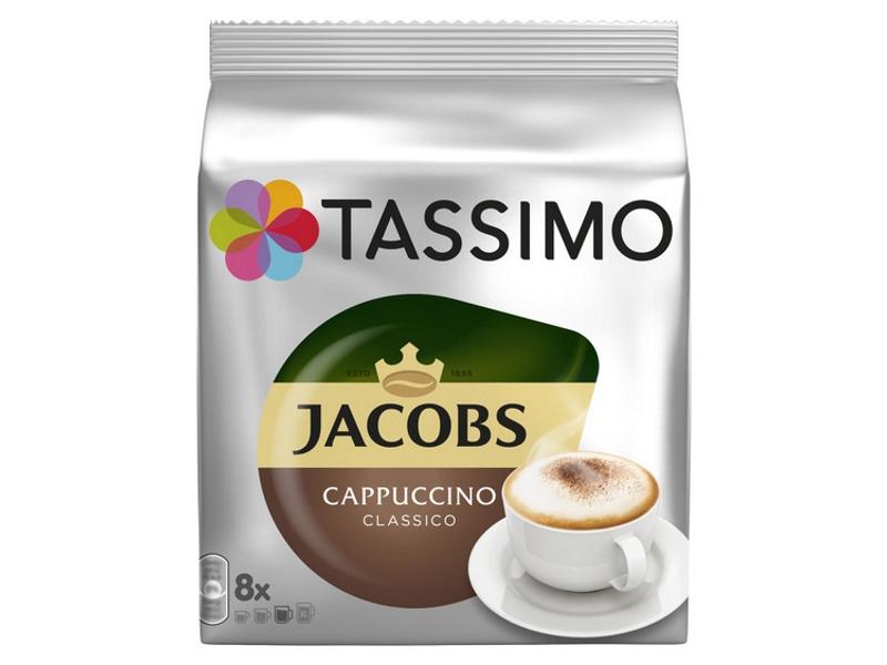 Jacobs Tassimo Cappuccino Classico