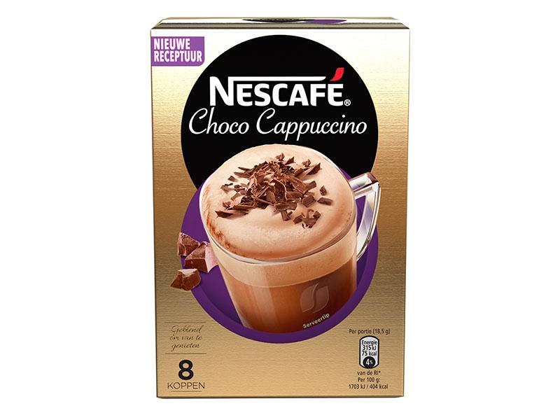 Nescafé Choco Cappuccino