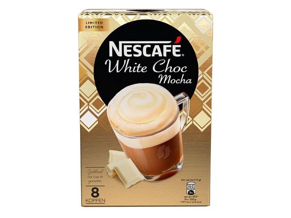 Nescafé White Choc Mocha