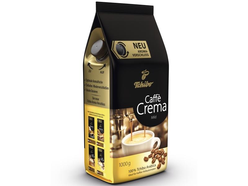 Tchibo Caffe Crema Mild